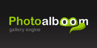 photoalboom homepage