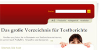 TESTfieber website